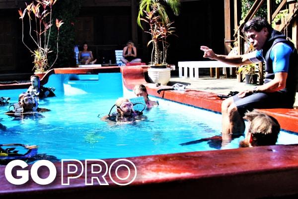 PADI Divemaster Scuba Instructor courses Utila Dive Center Honduras Central America