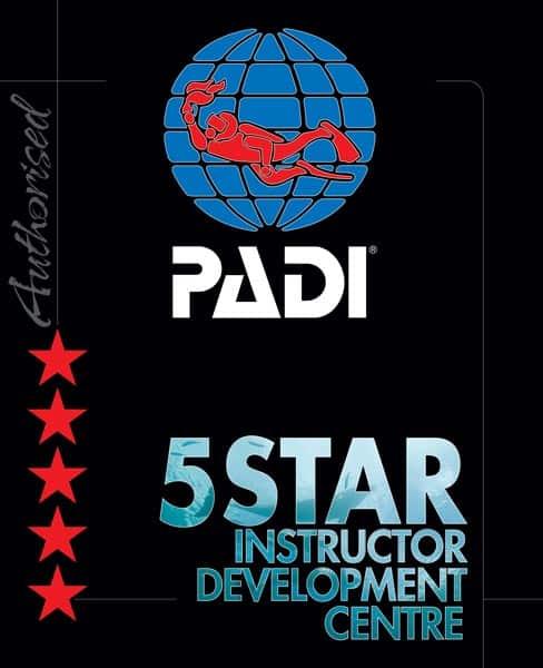PADI CDC Career Development Center Utila Bay Islands Honduras